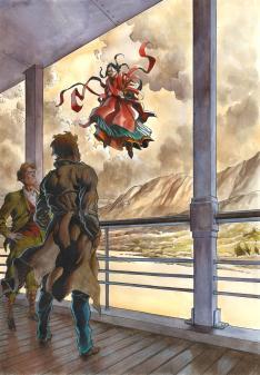 Illustration des Portes de Shamballah