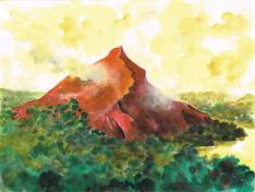 Montagne de l'Instance